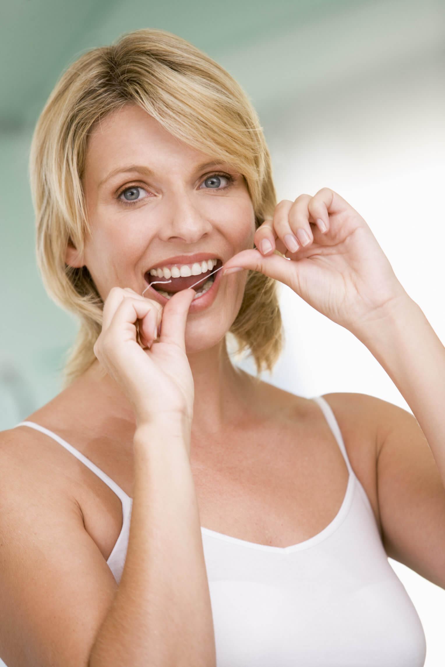 Brickell Dental Associates dental floss