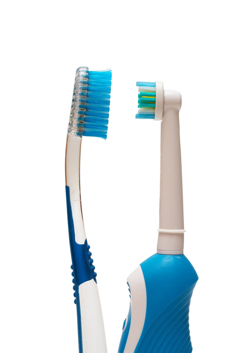 Brickell Dental Associates-electrical vs manual