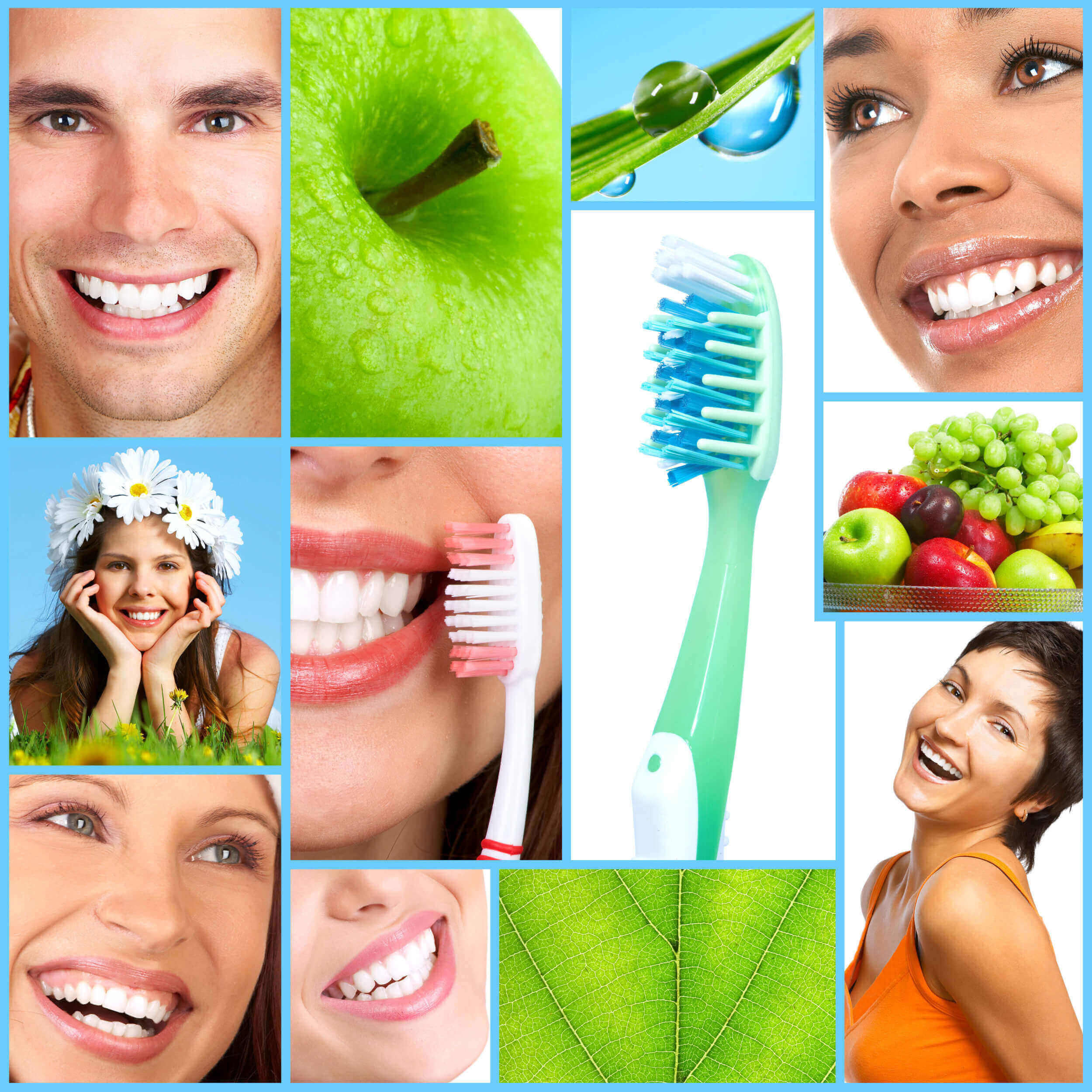Brickell Dental Associates-dental health and diet